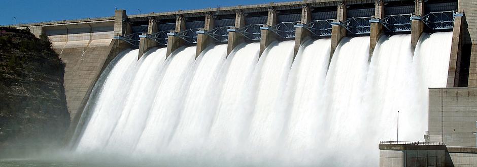 Wasserkraft Branche R+W Kupplungen