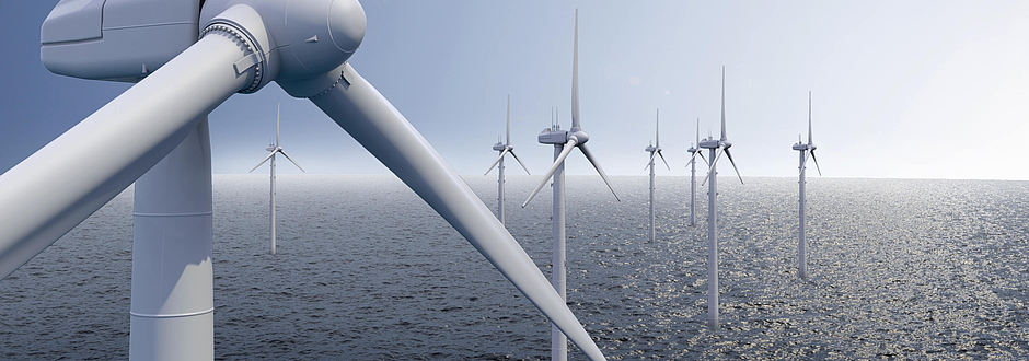 Windkraft Branche R+W Kupplungen